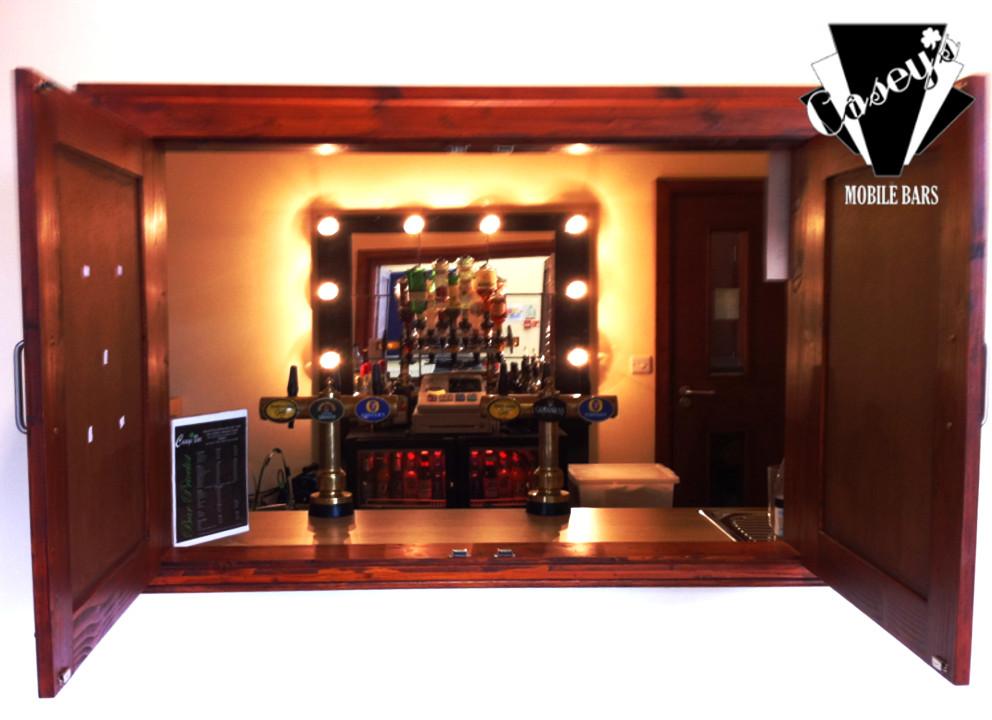 build a bar | Casey\'s Mobile Bars, Telford .
